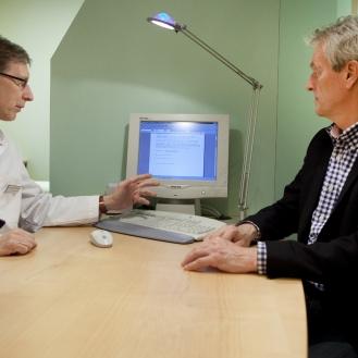 arts met client