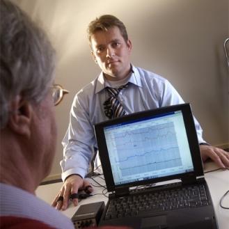 Biofeedback belastbaarheidsonderzoek